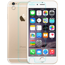 1000PCS Premium 2.5D 0.26mm Tempered Glass Film Screen Protector for iPhone 6 6S 4.7inch with Package
