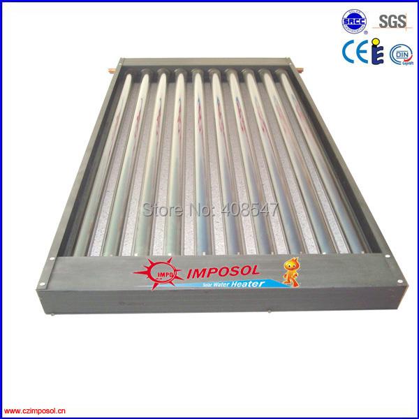 EN12975 U pipe solar thermal collector(China (Mainland))