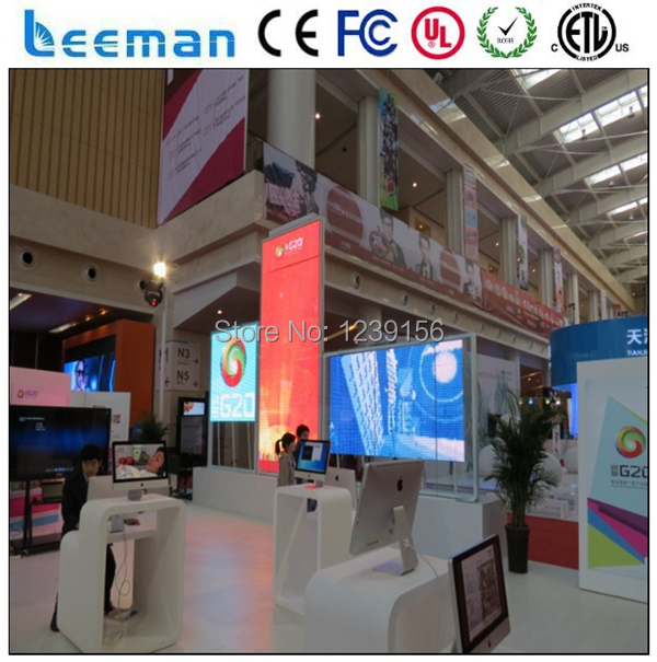 led commercial advertising display screen|led street advertising screen|glass windows led screen(China (Mainland))