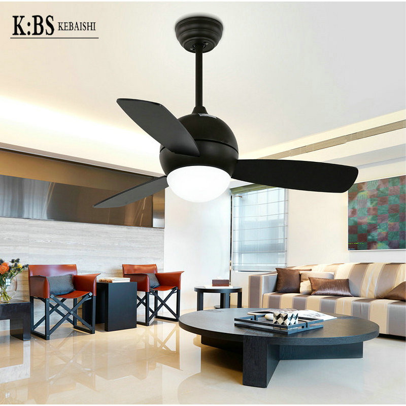 Continental retro designer chandelier modern minimalist fashion fan remote Kiba restaurant industry LED Ceiling Fans Kiba fans<br><br>Aliexpress