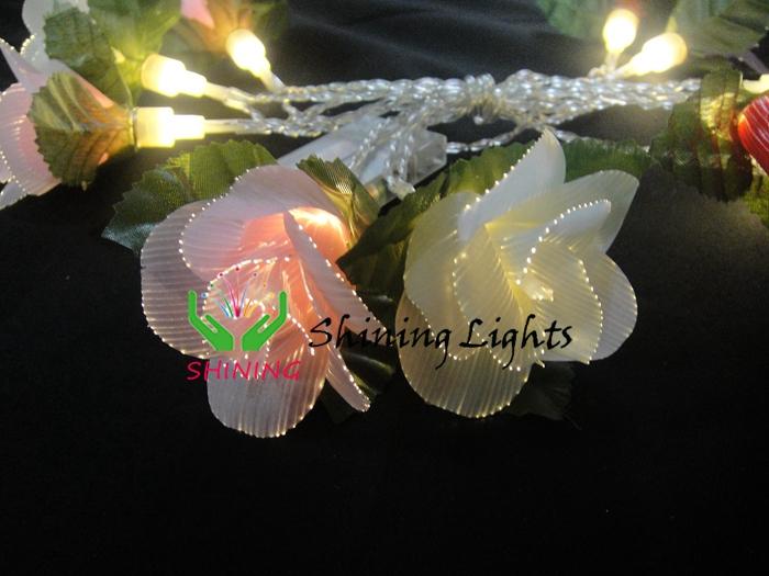 Здесь можно купить  3pcs Butterfly bird optical fiber Animal 10LED lights Fairy wedding holiday hotel string XMAS Christmas tree Festival decoration  Свет и освещение