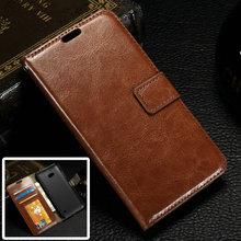 N640 Luxury Vintage Leather Wallet Flip Back Case Cover For Nokia Lumia 640 Capa Para Photo Frame Stand Celular(China (Mainland))