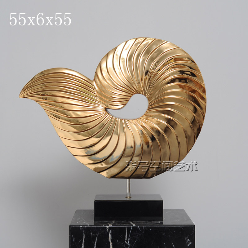 Здесь можно купить  Entrance Decoration / gold plating sculptures / indoor sculpture crafts furnishings / Resin home accessories  Обувь