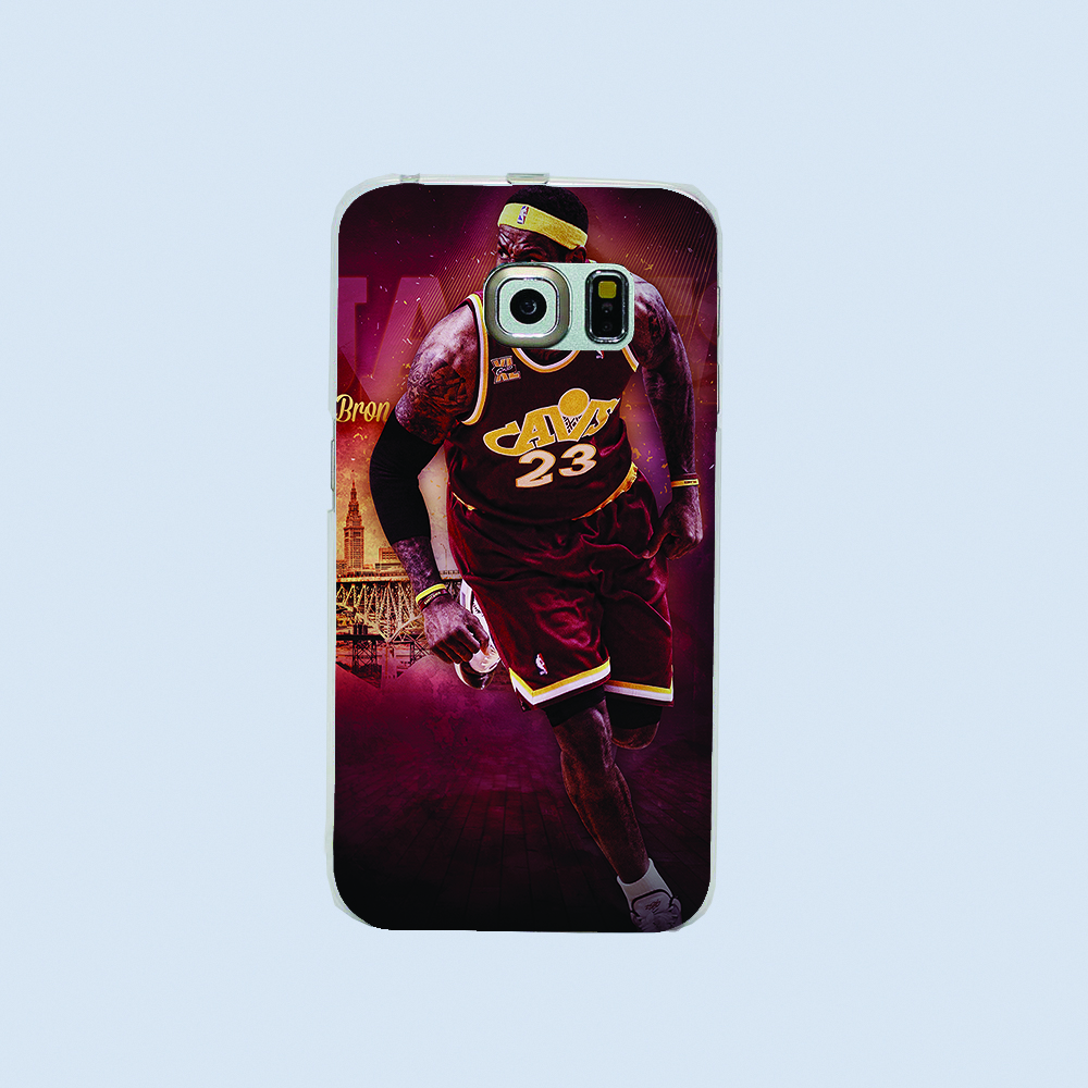 New best NBA player Hard Back Phone Cases plastic cover for Samsung Galaxy S3 S4 S5 S6 s6edge i9500(China (Mainland))