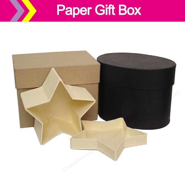 High quality various customize fashion folding paper box for packing