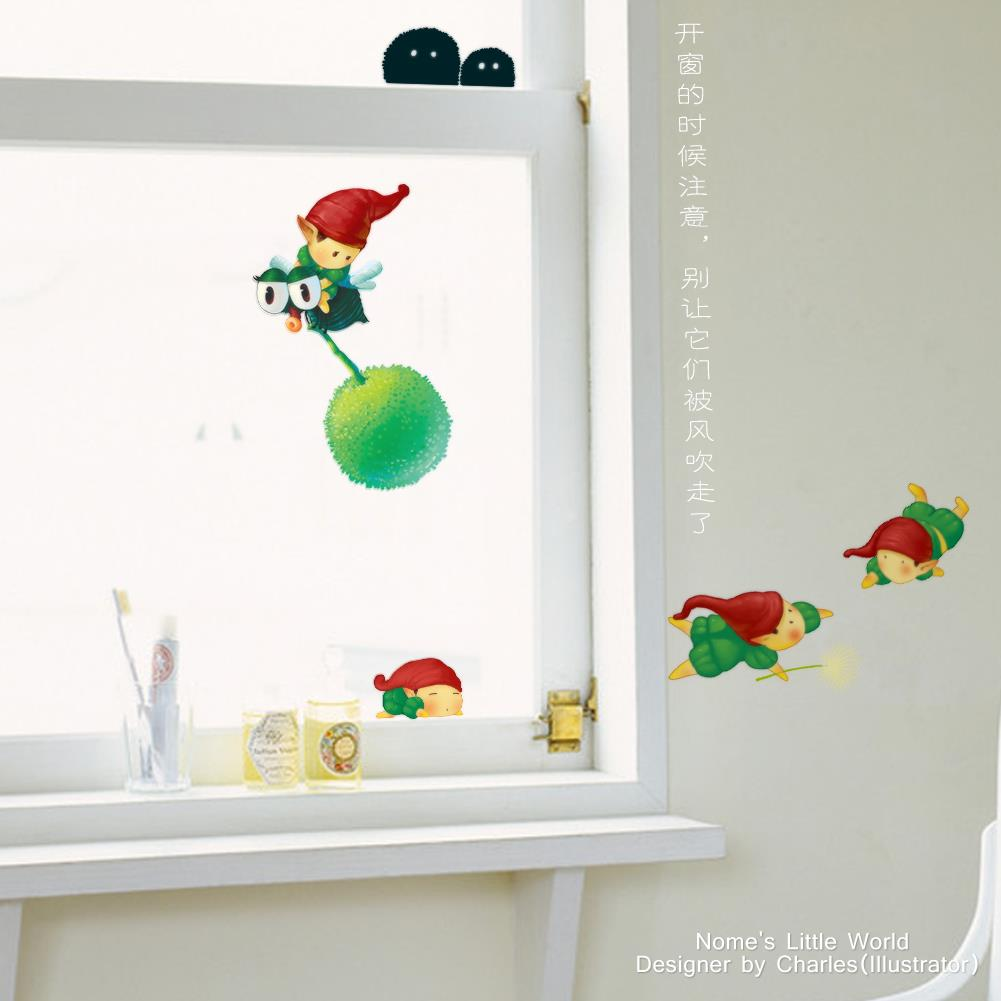 Buy Naughty Nome 39 S Monster Wall Decals