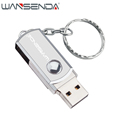 original brand usb flash drive WANSENDA 4gb 8gb 16gb pen drive 32gb 64gb memory pendrive real