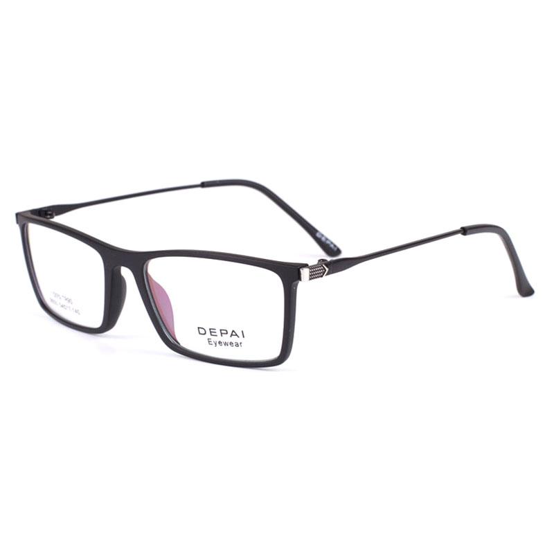 Ultra-light vintage tr90 scrub black hawkmoths glasses frame myopia eyes frame gradient big box full frame(China (Mainland))