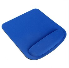 Thicken Square Comfy Wrist Mouse Pad For Optical/Trackball Mat Mice Pad Computer(China (Mainland))