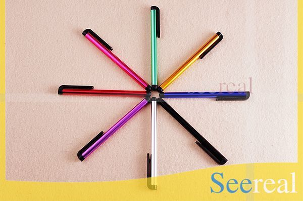 Stylus Pen For Iphone Touch Pen For Tablet PC For Iphone 5 For Iphone 4 Free Shipping