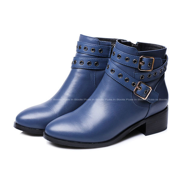 new 2014 fashion top genuine leather square heel