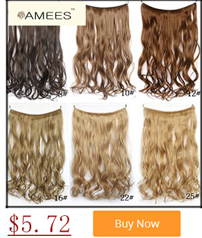 24″ 60cm Synthetic  Full Head Clip In Hair Extension Straight Hairpiece Halloweek Hair extension High Quality Matte Temperature