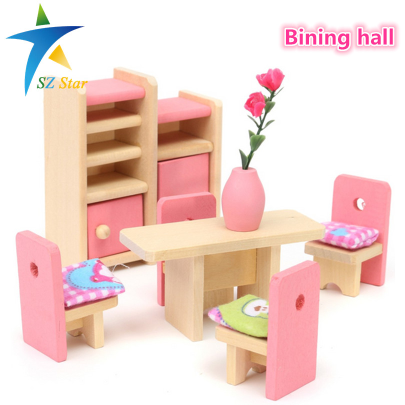 Online Get Cheap Dollhouse Wooden Furniture Alibaba Group