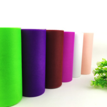 Buy 28colors Tulle Roll 15cm 22 M Tulle Rolls Fabric Spool Tutu Party Birthday Gift Wrap Wedding Decoration Crafts Festive Supplies for $1.69 in AliExpress store