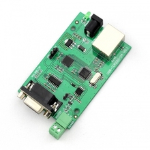 Q00194 1 Piece USR-TCP232-24 Converter Module Server RS232 RS485 serial to Ethernet TCP/IP RJ45 FS(China (Mainland))