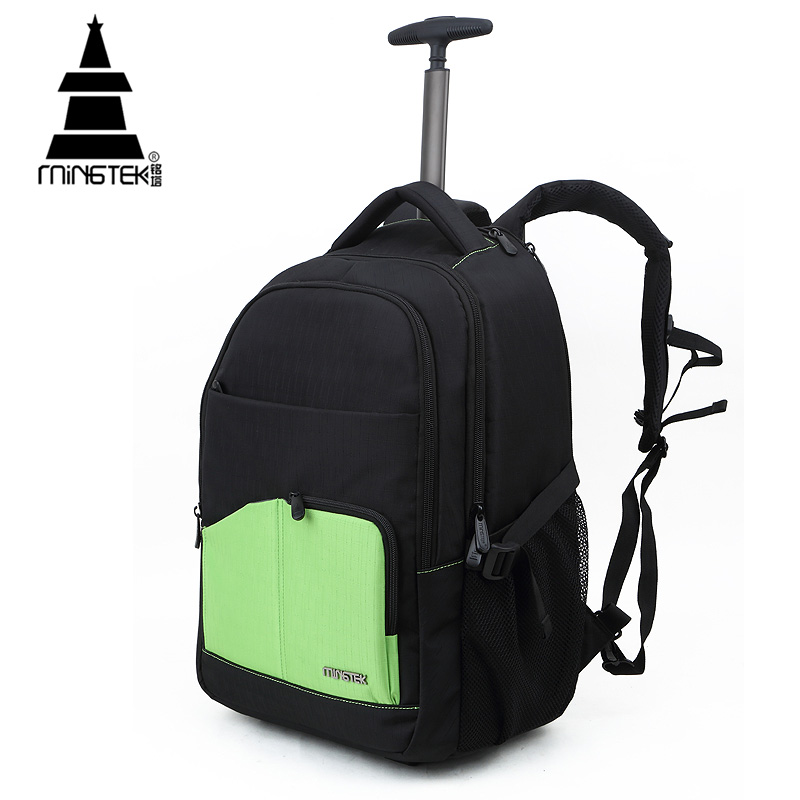 20 Inch Rolling Backpack | Crazy Backpacks