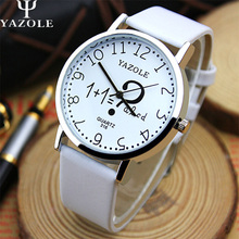 2016 YAZOLE Famous Brand Watches Women Watch Ladies Female Clock Quartz Watch Wrist Quartz-watch Montre Femme Relogio Feminino