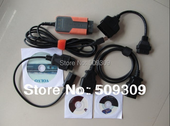 Hot ! For toyota tis  for Honda hds for volvo dice  3 in 1 mvci diagnostic tool