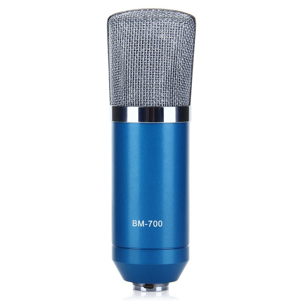 Blue Dynamic Mic Mic Blue Color Condenser