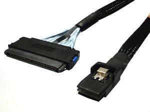Mini SAS SFF-8087 36P to SAS SFF-8484 32P 0.8m Cable(China (Mainland))