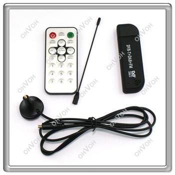 S5Y New FM+DAB USB DVB-T RTL2832U+R820T with MCX connector antenna hot sell,90x28x15