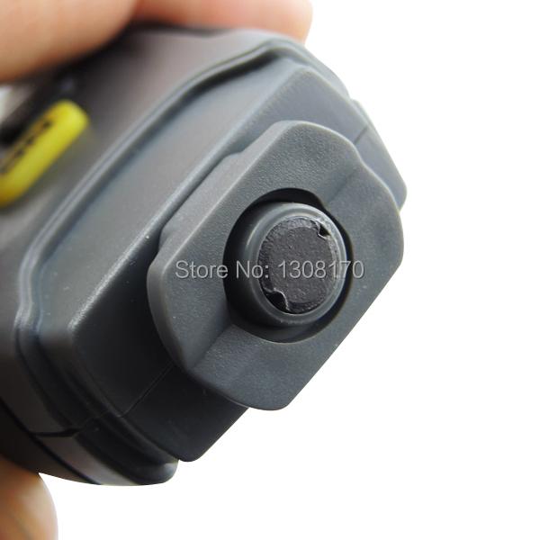 Купить 1.25 мм Автомобильной Толщина Покрытия Метр Портативный Автомобильная Краска Толщина Тестер Цифровой Толщиномер с Мешком Fe/NFe Режим