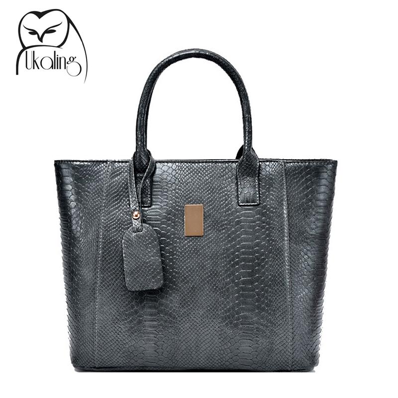 2016 Large Tote Shoulder Bags Handbags Women Famous Brands Bag Women Leather Handbags PU Bolsa Feminina Dollar Price <br><br>Aliexpress