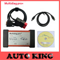 2016 New arrival tcs cdp Multidiag pro with 2015 R1 dvd software obd2 scan tools With