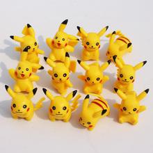 Pokemon Pikachu figures Umbreon Espeon Glaceon Vaporeon Plush toy figure Toys 5cm 12pcs/lot Soft Stuffed Anime Cartoon Dolls(China (Mainland))