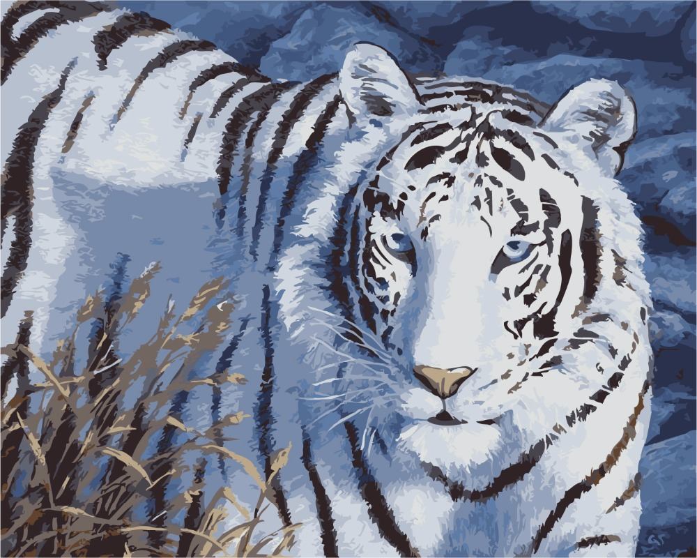Achetez en Gros blanc tigre décor en Ligne à des Grossistes blanc tigre décor
