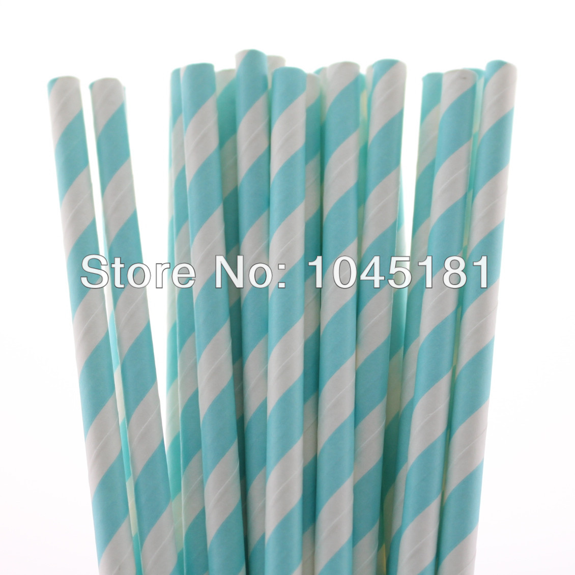 3000pcs Striped Design Paper Drinking Straws Baby Shower Wedding Decorative Event Supplies Disposable Party Straws(China (Mainland))