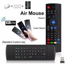 Buy Original MX3 Qwerty Keyboard 2.4GHz Backlight Remote RC Wireless Mini Qwerty Fly Air Mouse Backlit Android TV Box for $11.18 in AliExpress store