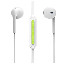 A10 White font b sport b font font b running b font earphone for mobile phone