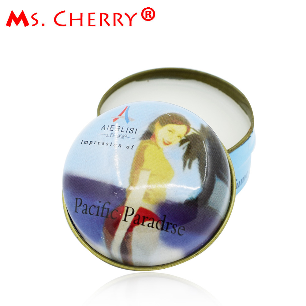 Portable Solid Perfume 15ml for Men Women Original Deodorant Non-alcoholic Fragrance Cream MH011-17(China (Mainland))