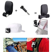 GoPro Accessories GoPro Head Strap Helmet Quick-release Clip Mount for GoPro Hero 4/3+/3/2/SJ4000/SJ5000/XIAO YI Camera