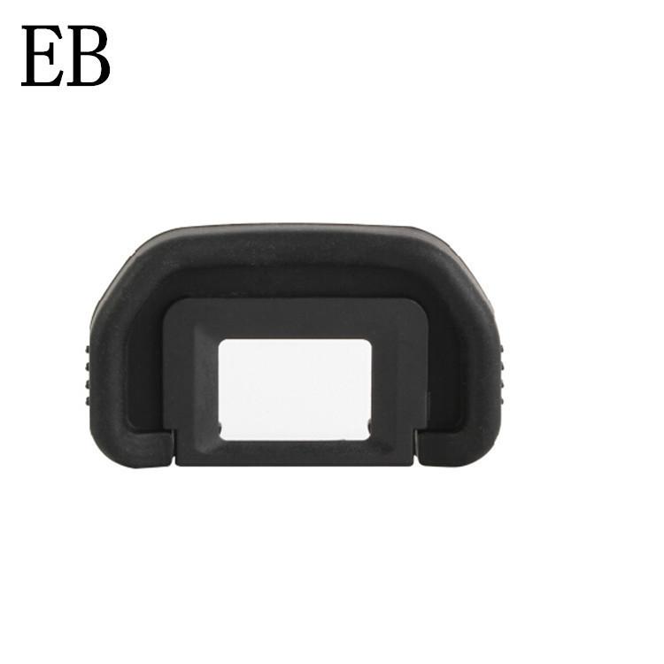 EB Rubber Eye Cup Viewfinder Eyepiece Eyecup Canon EOS 60D 50D 5D Mark II 5D2 40D 30D 20D 10D 1100D 1000D - FullLove Store store