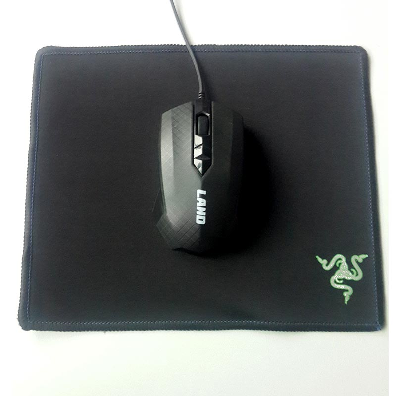The factory store anime mouse pad Game Mouse Pad locking edge PC Computer Laptop Gaming Mice