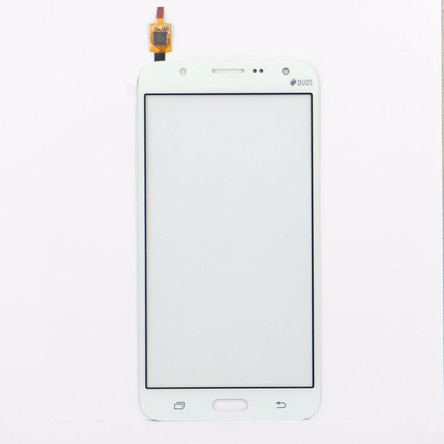 2016 newTouchScreen Glass Digitizer lens spare parts replacements lens for Samsung Galaxy J7 J700 J7008 touch Screen touch panel