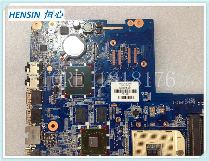 Здесь можно купить  For HP CQ42 G62 G42T G42 Motherboard 595183-001 608824-001 631596-001 100% Work OK  Компьютер & сеть
