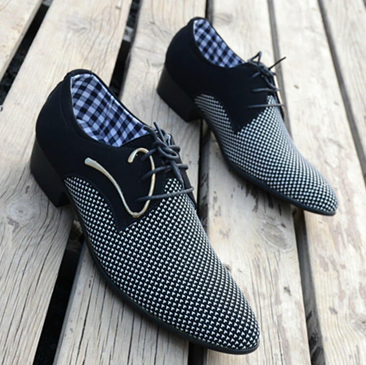 men quality office shoes men's fashion Sneaker shoes oxfords leather masculino sapatos oxford shoes man's business dress shoes(China (Mainland))