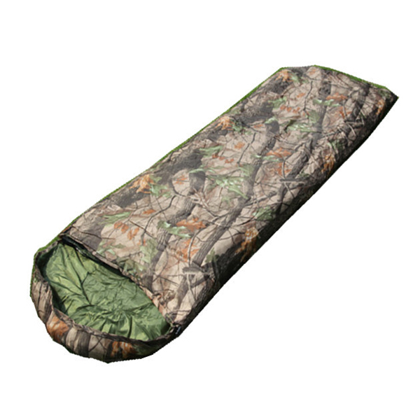 lovers sleeping bag winter double sleeping bags Military camouflage bag 2015 new Outdoor sports camping hiking climbing travel(China (Mainland))