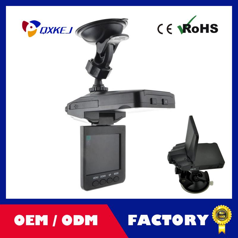 Top Quality 120 Degree Road Safety Guard Car Camera 2.5'' inchesLCD TFT Screen 6 LED USB 2.0 Vehicle Car DVR Recorder(China (Mainland))