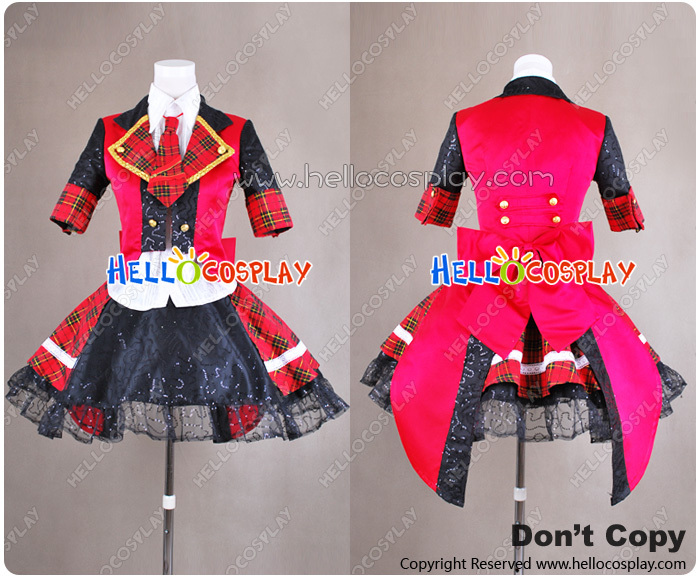Senbatsu Members Yuki Kashiwagi the 6th Cosplay Costume H008Одежда и ак�е��уары<br><br><br>Aliexpress