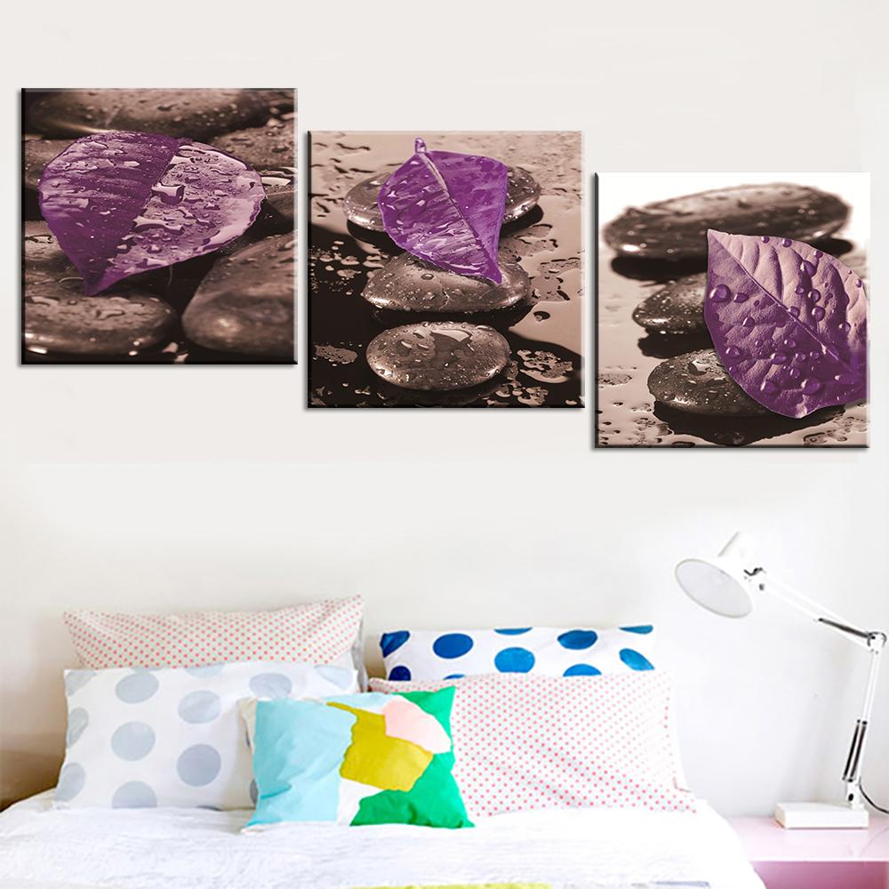 Hoge Kwaliteit Groothandel Canvas schilderij water druppels van ...