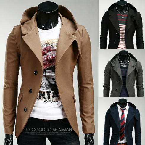 2015 Mens sport suit Casual Blazers Fashion Male Novelty Slim fit with a hood Blazer Mens Classic Casual Suits 4 colorОдежда и ак�е��уары<br><br><br>Aliexpress