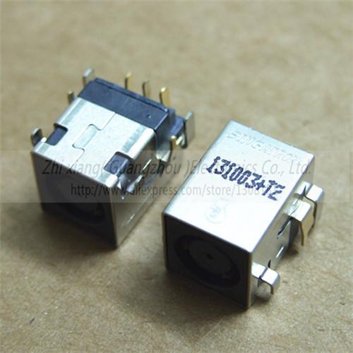 Здесь можно купить  DC Power Jack Connector socket for HP Compaq NX Series  NX7300 NX7400 NX8420 NX9410 NX9420   Компьютер & сеть