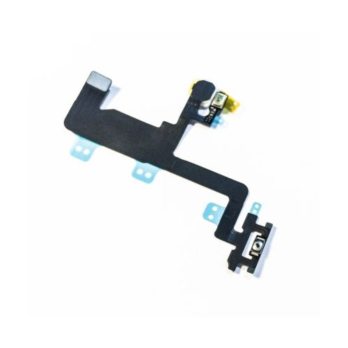 10 pcs/lot OEM 6G Power Button Switch On/Off Flex Cable Ribbon Replacement Part for iPhone 6 4.7 inch Free Shipping