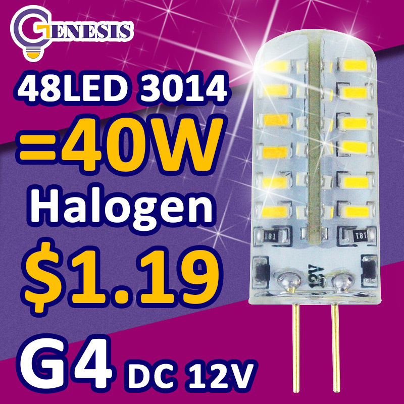 2015 new G4 led Lamp 12V AC220V High Power SMD3014 3W 5W 6W 7w 220v Replace 20w 30W 40W 70W halogen lamp 360 Beam Angle LED Bulb(China (Mainland))