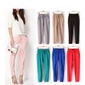 New Women Girls Summer Fashion Sport Harem Pants Trousers leggings Loose Elastic Casual Solid Hot