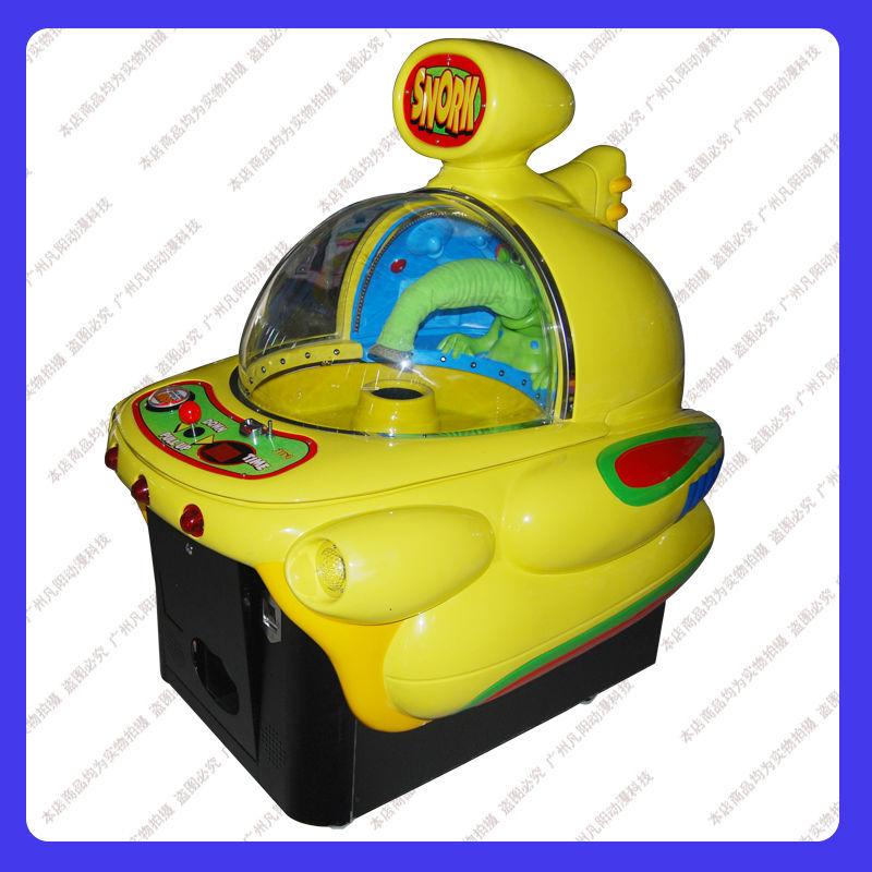 Sugar absorption machine / gift machine/Coin operated game machine/Children's playground game equipment( Snork) )(China (Mainland))